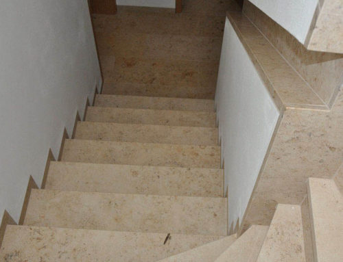 Stairs, Residential House, Czech Republic
